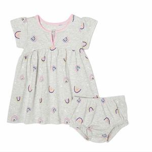 Wonder Nation Rainbow Infant Dress